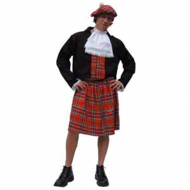 Schots heren carnavalskleding online