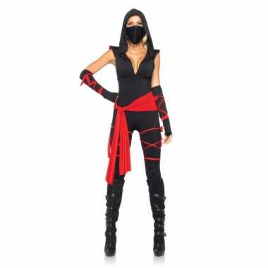 Sexy ninja carnavalskleding dames online