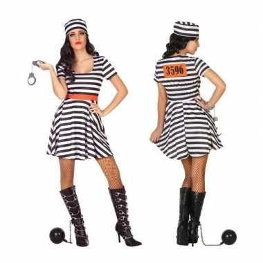 Sexy scarnavalskleding boef/crimineel bonnie dames online