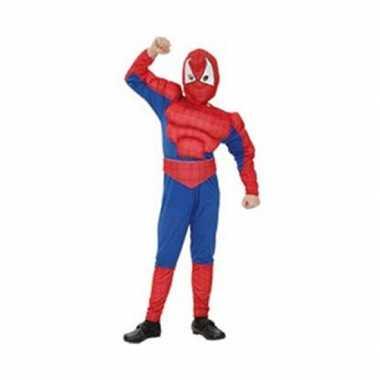Spiderman carnavalskleding jongens online