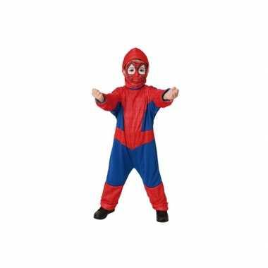 Spinnenman carnavalskleding jongens online