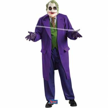 The joker carnavalskleding heren online
