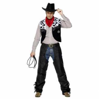 Toppers cowboy carnavalskleding heren online