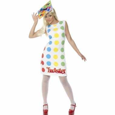 Twister carnavalskledings vrouwen online