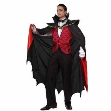Vampier carnavalskleding mantel online