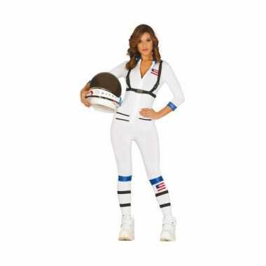 Verkleed carnavalskleding astronaut dames online