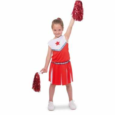 Voor cheerleader carnavalskleding meisjes online