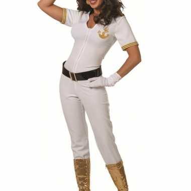Witte marine carnavalskleding dames online