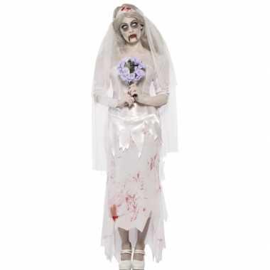 Zombie bruid carnavalskleding online