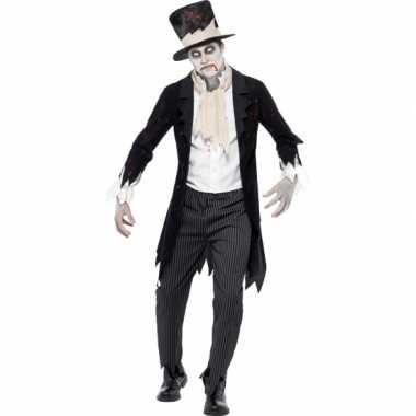 Zombie bruidegom carnavalskleding online