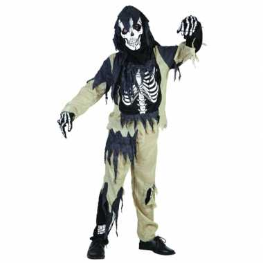 Zombie skelet baby carnavalskleding online