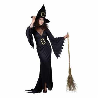Zwarte heks carnavalskleding online