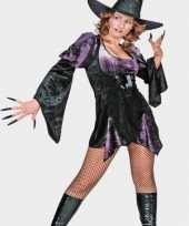 Carnavalskleding kort sexy heksen jurkje online