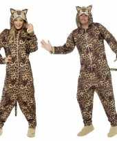 Carnavalskleding luipaard huispak volwassenen online
