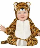 Carnavalskleding tijger verkleed onesie baby online