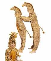 Giraffe onesie verkleedcarnavalskleding online